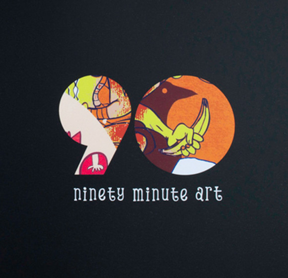 Diageo: 90 Minute Art