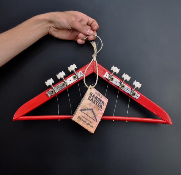 Levis: Coat Hangers