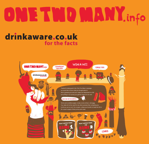 Diageo: One Two Many