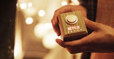 The Netflix and Chill button is here