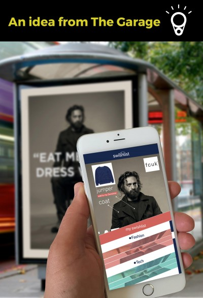 This app gives a new meaning to window shopping